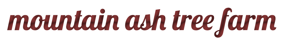 Mountain Ash Tree Farm